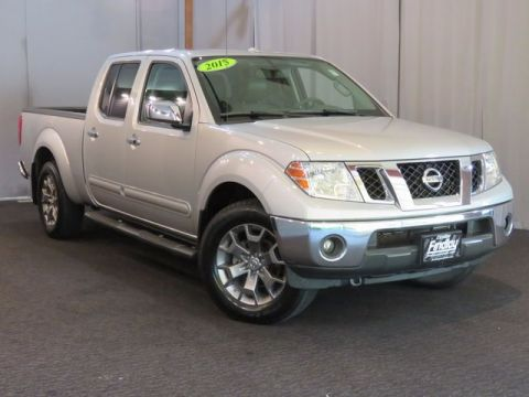 Certified Used Nissan Frontier