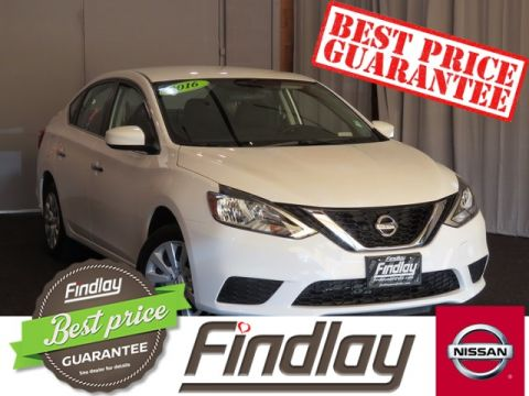 Certified Used Nissan Sentra S