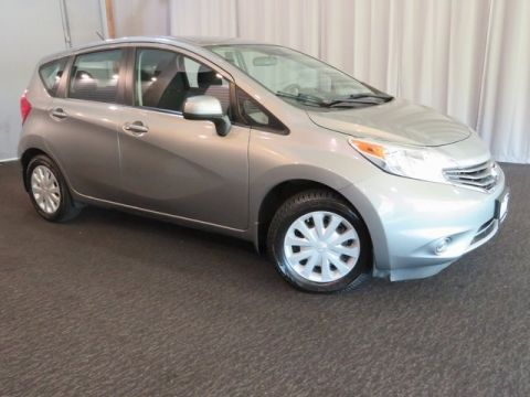 Used Nissan Versa Note S Plus