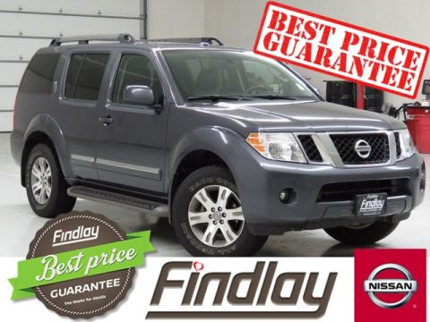 Used Nissan Pathfinder Silver