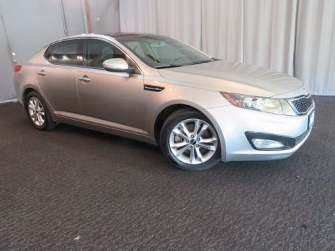 Used Kia Optima EX Turbo
