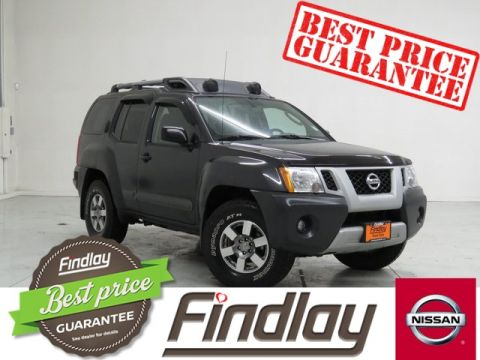 Pre-Owned 2012 Nissan Xterra PRO 4-X