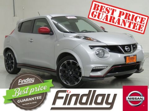Certified Pre-Owned 2014 Nissan Juke NISMO RS